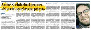 Socionline su Diogene - La Provincia di Como
