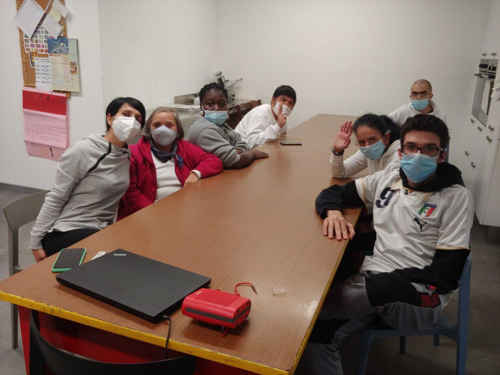 Sarabanda team bianco