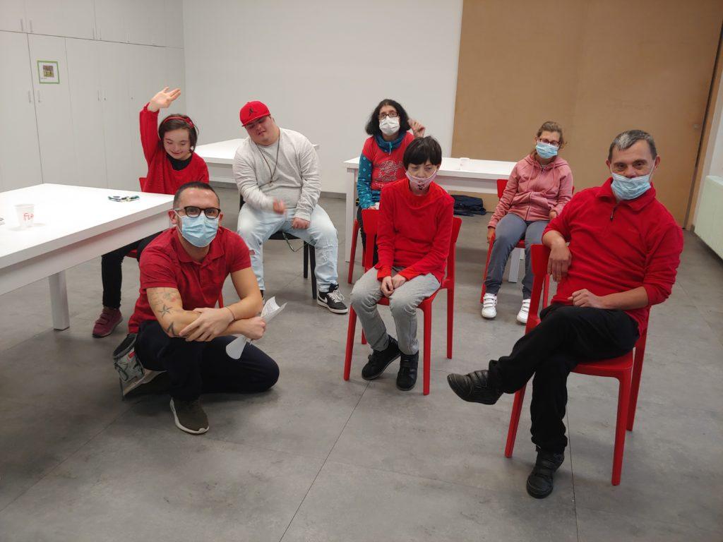 Sarabanda team rosso