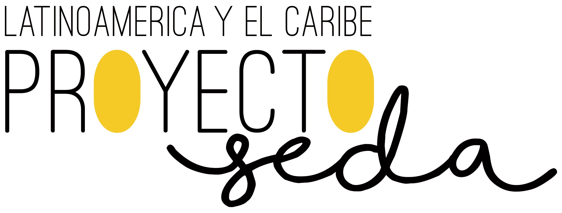 Logo Proyecto Seda in Latino America